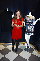 Actress ROSE BYRNE at a party to celebrate the opening of PPQ Mayfair at 47 Conduit Street, London W1 on 18th September 2006.<br />
