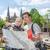 Fotoshoot Regiokaart in Sneek
