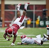 2012 Alabama vs. Arkansas football