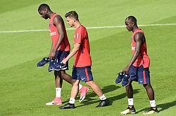 July 4, 2017 - St Germain En Laye, France, France - arrivee des joueurs du PSG (Credit Image: © Panoramic via ZUMA Press)