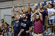DESCRIZIONE : 3° Torneo Internazionale Geovillage Olbia Dinamo Banco di Sardegna Sassari - Brose Basket Bamberg<br /> GIOCATORE : Commando Ultra' Dinamo<br /> CATEGORIA : Ritratto Esultanza Ultras Tifosi Spettatori Pubblico<br /> SQUADRA : Dinamo Banco di Sardegna Sassari<br /> EVENTO : 3° Torneo Internazionale Geovillage Olbia<br /> GARA : 3° Torneo Internazionale Geovillage Olbia Dinamo Banco di Sardegna Sassari - Brose Basket Bamberg<br /> DATA : 06/09/2015<br /> SPORT : Pallacanestro <br /> AUTORE : Agenzia Ciamillo-Castoria/L.Canu