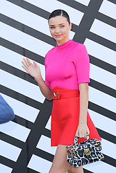 Miranda Kerr Arriving at the Louis Vuitton fashion show during fashion week in Paris, france on october 05, 2016.Photo by Nasser Berzane/ABACAPRESS