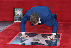 Michael Buble Hollywood Walk of Fame Star Ceremony held in front of W Hotel on November 16, 2018 in Hollywood, CA. © LuMarPhoto/AFF-USA.com. 16 Nov 2018 Pictured: Michael Buble. Photo credit: LuMarPhoto/AFF-USA.com / MEGA TheMegaAgency.com +1 888 505 6342