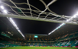 A general view inside Celtic Park before the Ladbrokes Scottish Premiership match between Celtic and Hamilton Academical.