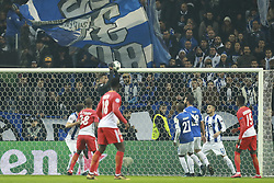 December 6, 2017 - Na - Porto, 06/12/2017 - Football Club of Porto received, this evening, AS Monaco FC in the match of the 6th Match of Group G, Champions League 2017/18, in Estádio do Dragão. José Sà (Credit Image: © Atlantico Press via ZUMA Wire)