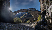 Kokkoros bridge, Greece