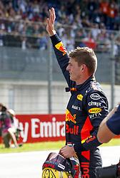 July 1, 2018 - Spielberg, Austria - Motorsports: FIA Formula One World Championship 2018, Grand Prix of Austria, ..#33 Max Verstappen (NLD, Aston Martin Red Bull Racing) (Credit Image: © Hoch Zwei via ZUMA Wire)