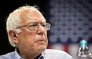 July 26, 2015, Kenner Louisiana, Vt. Gov. Bernie Sanders, a Democratic Party presidential candidate, speaking at a townhall rally in the Pontchartrain Center.  4500 people turned out to hear him speak.