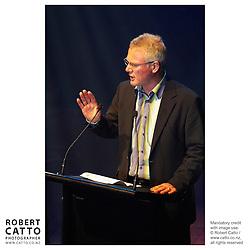 Steve Maharey at the APRA Silver Scroll Awards 2004 at the Wellington Town Hall, Wellington, New Zealand.<br />