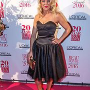 NLD/Amsterdam/20160118 - Beau Monde Awards 2016, Sandra Ysbrandy