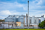Dairygold Agri milk and cheese processing plant works at Mogeely, County Cork, Ireland