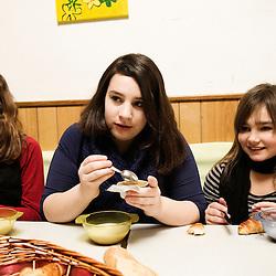 La Chaumiere, Maison d'enfants à caractere social. Vilcey-sur-Trey (54), France. 10 mars 2010. Photo : Antoine Doyen