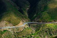 15820 foot Kambala Pass, Tibet (Xizang), China.