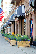 Beverly Wilshire Hotel in Los Angeles California