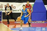 DESCRIZIONE : Biella Trofeo Angelico Raduno Collegiale Nazionale Maschile Amichevole Italia Giordania<br /> GIOCATORE : Andrea Cinciarini<br /> SQUADRA : Nazionale Italia Uomini<br /> EVENTO : Raduno Collegiale Nazionale Maschile Amichevole Italia Giordania<br /> GARA : Italia Giordania<br /> DATA : 18/06/2009 <br /> CATEGORIA : palleggio <br /> SPORT : Pallacanestro <br /> AUTORE : Agenzia Ciamillo-Castoria/G.Ciamillo