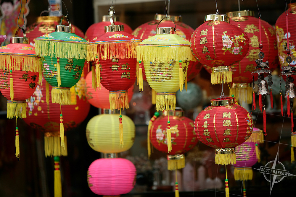 Chineese Lanterns, Chinatown