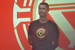 July 20, 2018 - Beijin, Beijin, China - Beijing, CHINA-Portuguese professional footballer Cristiano Ronaldo pays a visit in Beijing, China. (Credit Image: © SIPA Asia via ZUMA Wire)