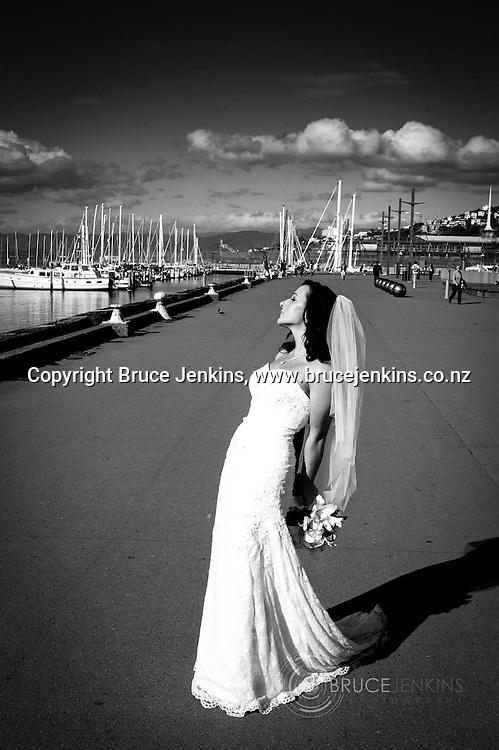 Wedding photography by Bruce Jenkins, Napier, Hawkes Bay, New Zealand