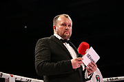 BOXEN: Cruisergewicht, IBO-Weltmeisterschaft, Göppingen, 08.02.2020<br /> Firat Arslan (GER) - Kevin Lerena (RSA)<br /> © Torsten Helmke