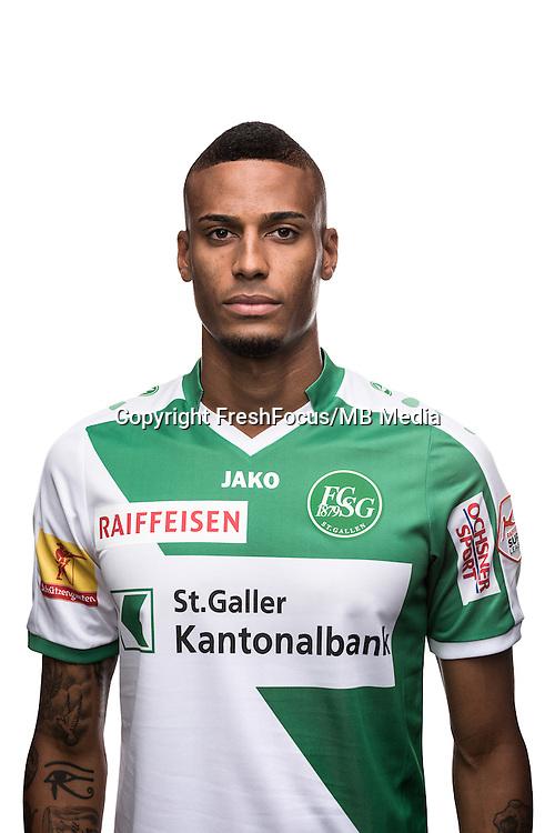 25.07.2016; St.Gallen; Fussball Super League - Portrait FC St.Gallen;<br />Martin Angha <br />(HO/freshfocus)