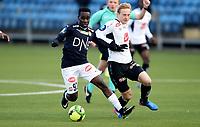 Fotball , 18. mars 2017 ,  Privatkamp , Strømsgodset - Sogndal 5-0<br />  Tokmac Nguen , SIF<br /> Eirik Birkelund , Sogndal