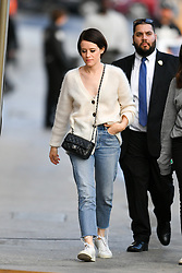 Claire Foy is seen. in Los Angeles, California. NON-EXCLUSIVE Jan 10, 2018. 10 Jan 2019 Pictured: Claire Foy. Photo credit: PG/BauerGriffin.com / MEGA TheMegaAgency.com +1 888 505 6342