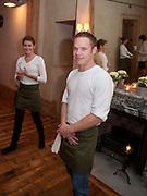 JESSICA BLOMGREM; KARRICK CHAFFEY, Launch of the Orange restaurant, 37 Pimlico Road, SW1W 8NE,  Thursday 29 October 2009