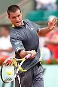 Roland Garros. Paris, France. June 3rd 2007..Mikahail YOUZHNY against Roger FEDERER.