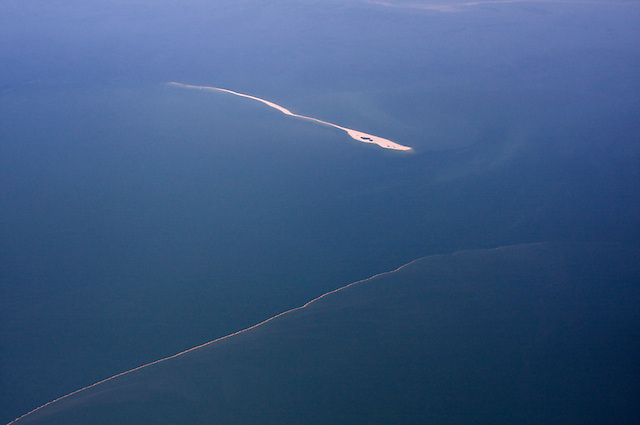 Freemason Island and Oil
