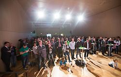 02.10.2015, Nussdorf Gebannt, AUT, Empfang für UCI Juniorenweltmeister Felix Gall, im Bild Übersich tauf den Sall in Nussdorf Debant // during the official reception for the UCI Junior World Champion Felix Gall in his home town. Nussdorf Decant, Austria on 2015/10/02. EXPA Pictures © 2015, PhotoCredit: EXPA/ Johann Groder
