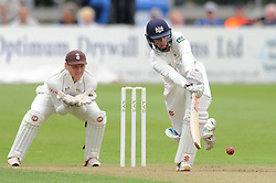 Gareth Roderick of Gloucestershire - Mandatory byline: Dougie Allward/JMP - 07966386802 - 21/08/2015 - Cricket - County Ground -Bristol,England - Gloucestershire CCC v Surrey CCC - LV= COUNTY CHAMPIONSHIP