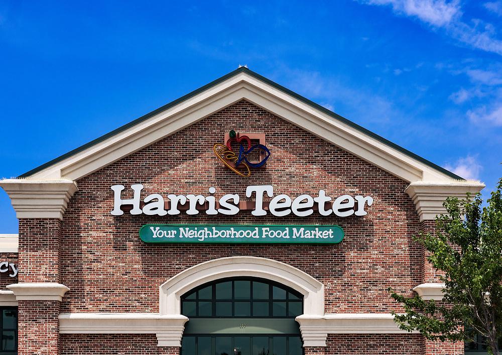 Harris Teeter grocery store, Virginia, USA