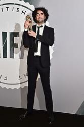 Babak Anvari bei den British Independent Film Awards in London / 041216<br /> <br /> <br /> *** at the British Independent Film Awards in London on December 4th, 2016 ***