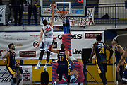 Dalton Pepper<br /> BPC Virtus Cassino - Virtus Roma<br /> Campionato Basket LNP 2018/2019<br /> Frosinone 12/01/2019<br /> Foto Gennaro Masi / Ciamillo-Castoria