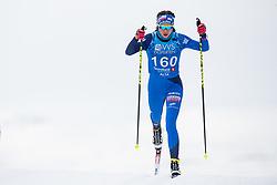 April 6, 2018 - Alta, NORWAY - 180406 Karianne Olsvik Dengerud competes in the Women's 5 km Classic during the Norwegian Championship on April 6, 2018 in Alta..Photo: Jon Olav Nesvold / BILDBYRÃ…N / kod JE / 160235 (Credit Image: © Jon Olav Nesvold/Bildbyran via ZUMA Press)