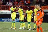 Joie Yacine BAMMOU - 20.12.2014 - Lorient / Nantes - 17eme journee de Ligue 1 -<br />Photo : Vincent Michel / Icon Sport