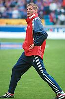 Sergei Terehhov, Brann. Vålerenga - Brann 0-1. Tippeligaen 2000. 20. august 2000. (Foto: Peter Tubaas/Fortuna Media)