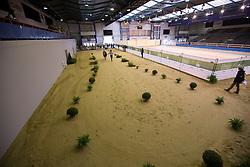 Laercio Casalecchi Filho, (BRA), He s A Quastion QR - Horse Inspection Reining  - Alltech FEI World Equestrian Games™ 2014 - Normandy, France.<br /> © Hippo Foto Team - Dirk Caremans<br /> 25/06/14
