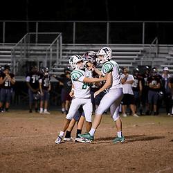 11-11-2020 STA vs Newman JV Football