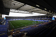 a General view inside the stadium before the match. Barclays Premier League match, Everton v Sunderland at Goodison Park in Liverpool on Sunday 1st November 2015.<br /> pic by Chris Stading, Andrew Orchard sports photography.