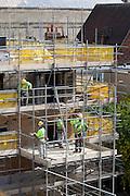 April 2012: Pembroke College Brewer Street Project