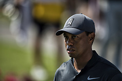 May 11, 2018 - Ponte Vedra Beach, FL, USA - The Players Championship 2018 at TPC Sawgrass..Tiger Woods on 17th green. (Credit Image: © Bill Frakes via ZUMA Wire)