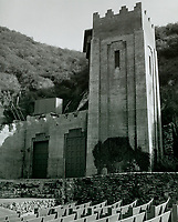1955 Pilgrimage Play Theater tower