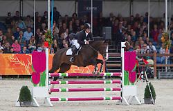 Mulder Pim (NED) - Celine <br /> KWPN Paardendagen 2011 - Ermelo 2011<br /> © Dirk Caremans