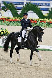 Domingo Coll Jordi (ESP) - Prestige<br /> Olympic Games Hong Kong 2008<br /> Photo © Dirk Caremans - Hippo Foto