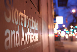 Storefront for Art and Architecture, Nueva York.1993<br />