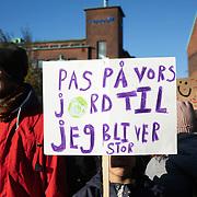 School strike for the climate - Denmark