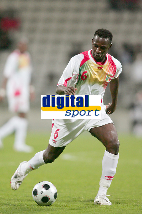 FOOTBALL - FRIENDLY GAMES 2007/2008 - 25/03/2008 - FRANCE A' v MALI - MAHAMADOU DIARRA (MAL) - PHOTO JEAN MARIE HERVIO /<br /> <br /> Norway only
