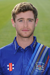 Gloucestershire player, Ian Cockbain - Photo mandatory by-line: Dougie Allward/JMP - 07966 386802 - 10/04/2015 - SPORT - CRICKET - Bristol, England - Bristol County Ground - Gloucestershire County Cricket Club Photocall.
