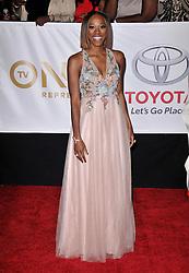 Yvonne Orji at The 49th NAACP Image Awards held at the Pasadena Civic Auditorium on January 15, 2018 in Pasadena, CA, USA (Photo by Sthanlee B. Mirador/Sipa USA)